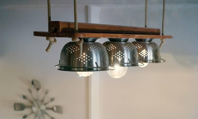 lampu dapur