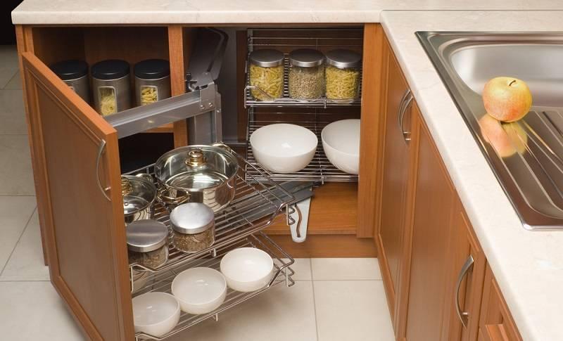 mengatur peralatan dapur