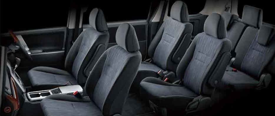 Interior Toyota Nav1