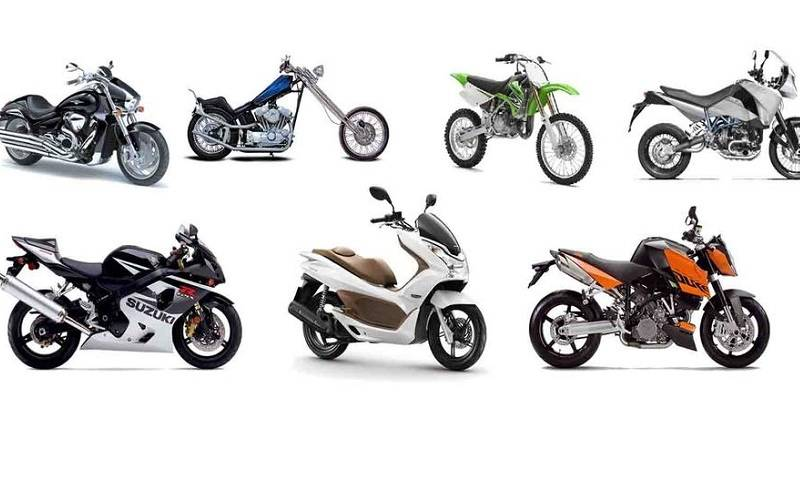 Six Types of Motorcycles for New Riders  American