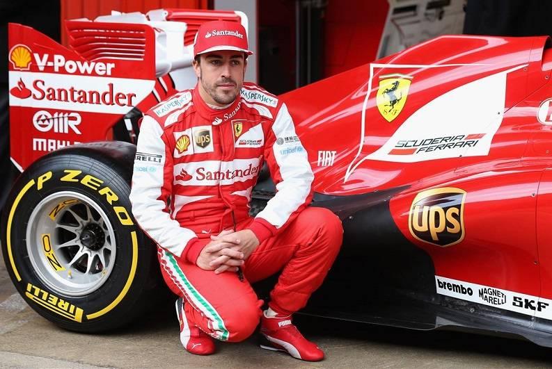 Fernando Alonso - Atlet Terkaya