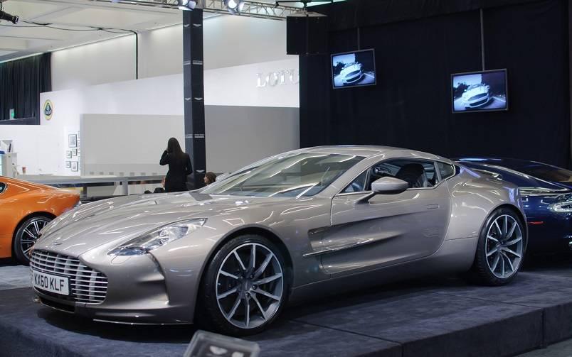 Aston Martin one - 77