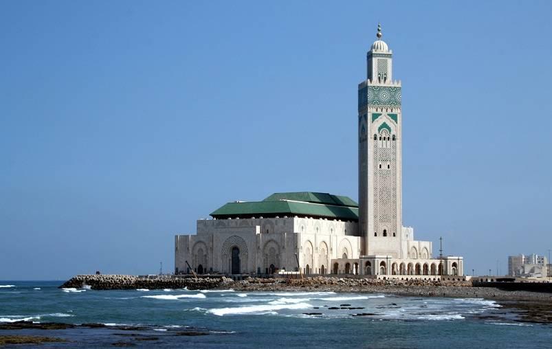 Masjid Hasan II, Maroko - Masjid Terbesar dan Terindah di Dunia