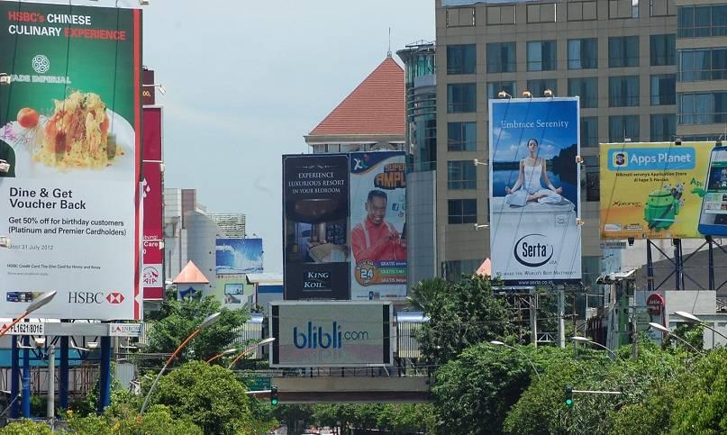 Reklame Jalan