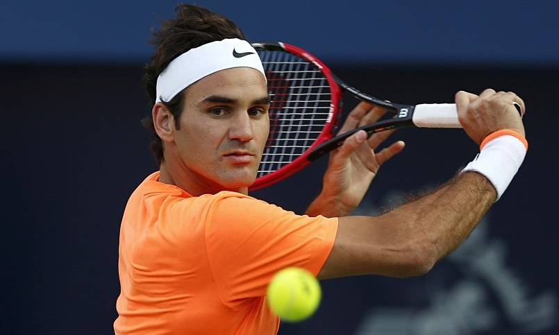 Roger Federer - Atlet Terkaya