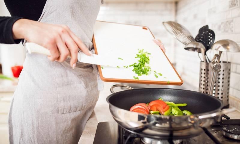memasak sendiri