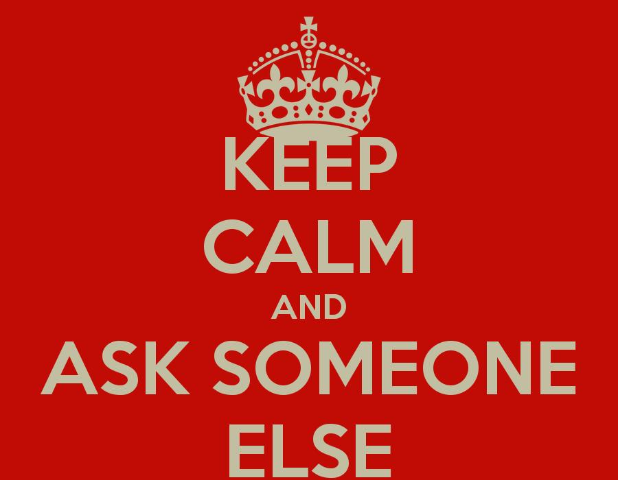 Jangan Ragu Bertanya