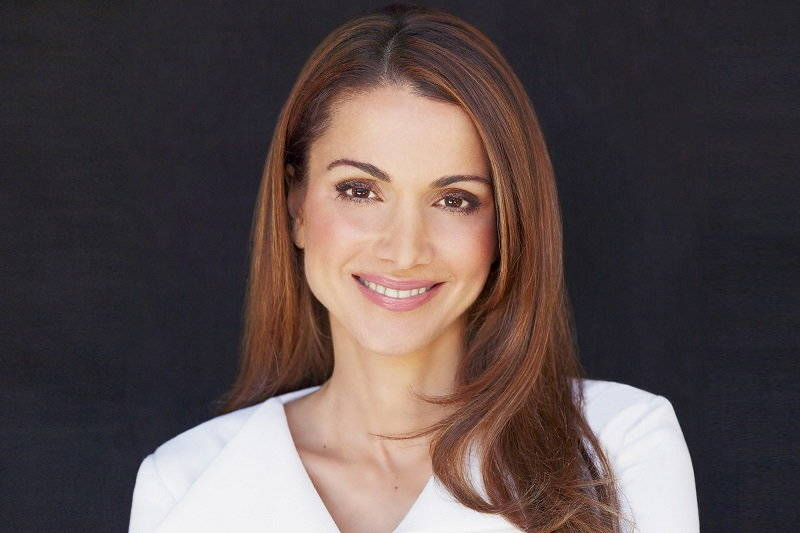 Raina Al Abdullah via thedailybeast.com