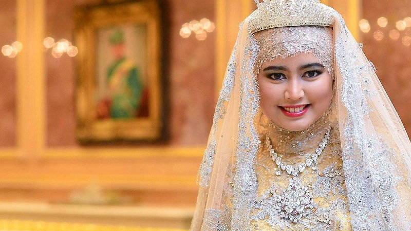 Hajah Hafizah Sururul Bolkiah via bilder4.n-tv.de