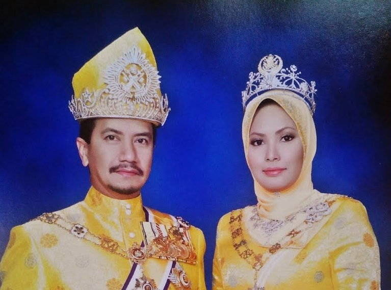 Sultanah Nur Zahirah via blogspot.com