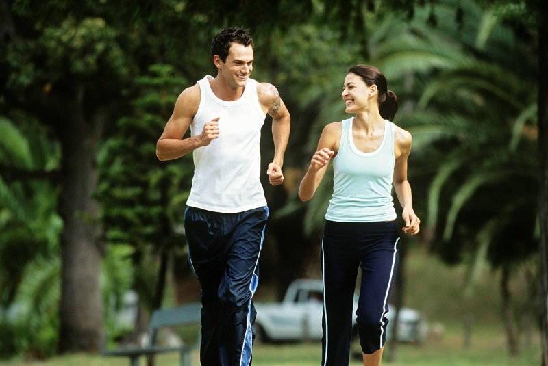 Berolahraga Bersama Itu Menyenangkan via newbalancerunningshoes.com