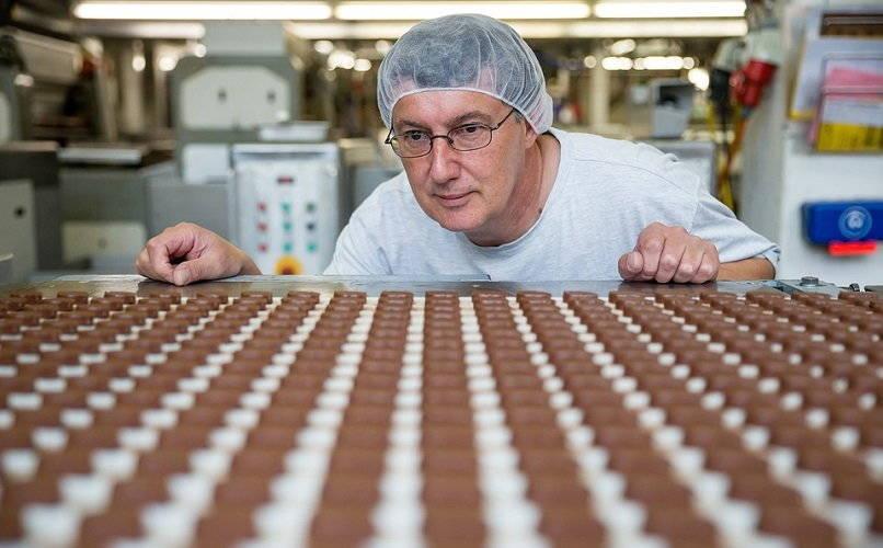 Pabrik Coklat Lindt