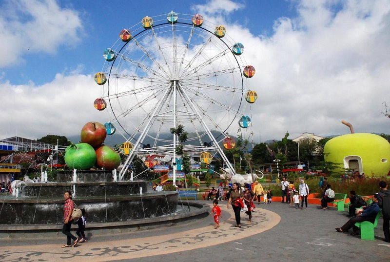 Kota Wisata Batu, Malang via wordpress.com