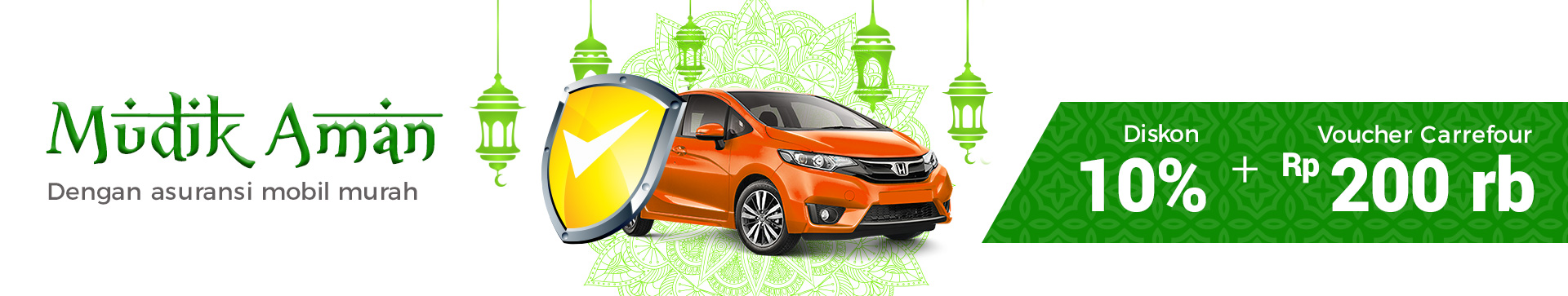 Ramadhan Bundling Car Insurance