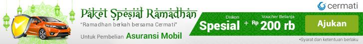 Promo Asuransi Mobil Ramadhan