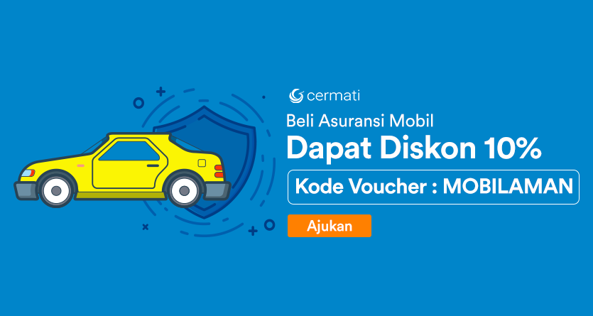 Homepage Sliding - Asuransi Mobil Diskon 10%