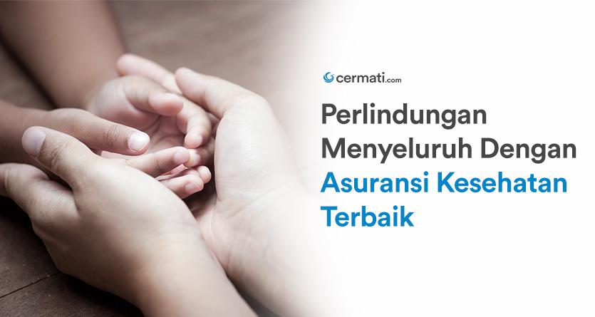 Asuransi Kesehatan landing page (default)
